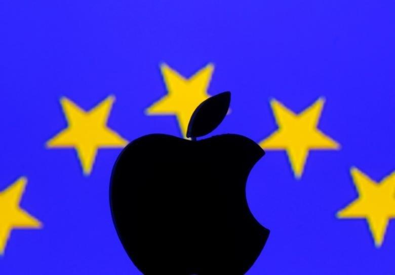 Apple хочет текущей неделе опротестовать решение Еврокомиссии овзыскании 13 млрд евро