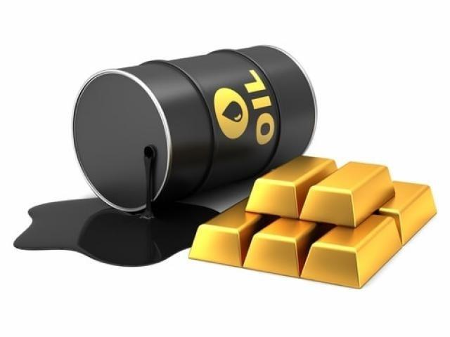 Картинки золота и нефти